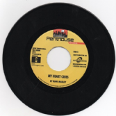 Every Tongue Shall Tell riddim: Kymani Marley - My Heart Cries / Dalton Harris - I'm Numb (Penthouse / Buyreggae) EU 7""